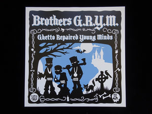 Brothers G.R.Y.M. ‎– Ghetto Repaired Young Minds (EP)