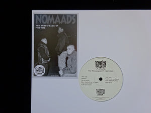 Nomaads ‎– The Throwback EP 1992-1995 (EP)
