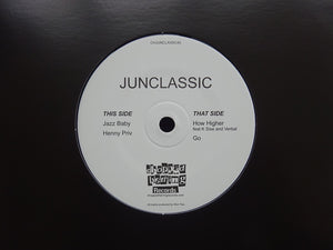 "Junclassic ‎– Better Than Fiction (7"")"