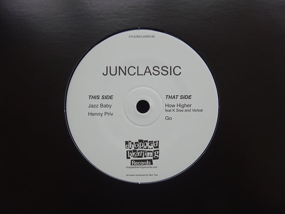 Junclassic ‎– Better Than Fiction (7