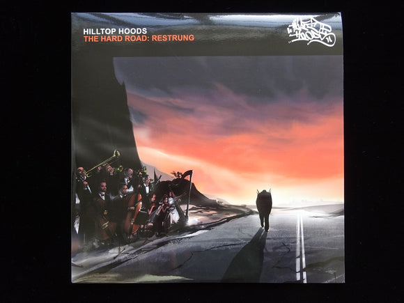 Hilltop Hoods ‎– The Hard Road: Restrung (2LP)