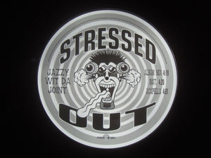 "Stressed Out ‎– Jazzy Wit Da Joint / Bullets Flyin' (12"")"