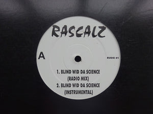 "Rascalz ‎– Blind Wid Da Science / Solitaire (12"")"