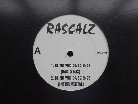 Rascalz ‎– Blind Wid Da Science / Solitaire (12