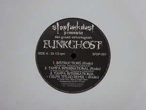 "Funkghost ‎– The Grand Extravagant (12"")"