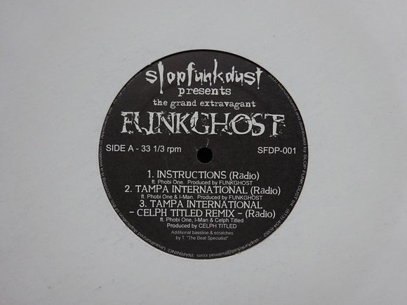 Funkghost ‎– The Grand Extravagant (12