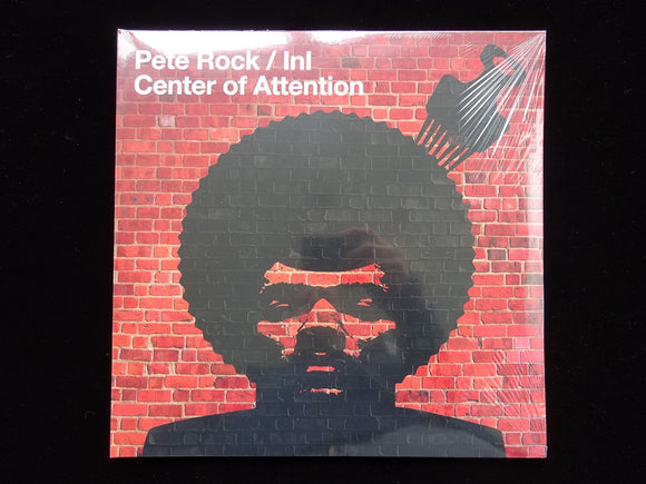 Pete Rock - InI ‎– Center Of Attention (2LP)