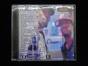 DJ Emmo ‎– Fav. Masta Ace Trkz (CD)