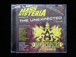 Mass Hysteria ‎– The Unexpected (CD)