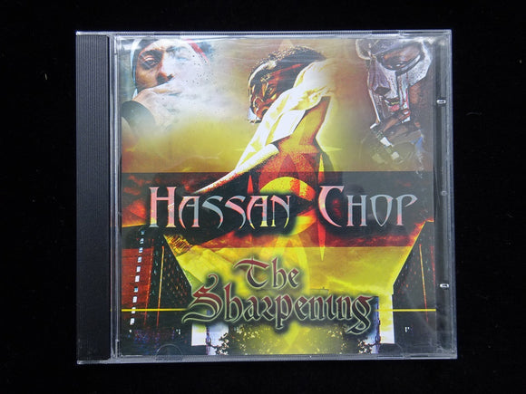 Hassan Chop ‎– The Sharpening (CD)