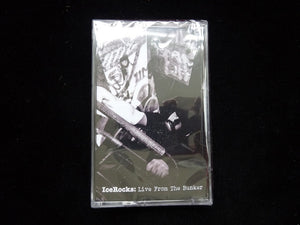 IceRocks ‎– Live From The Bunker (Tape)