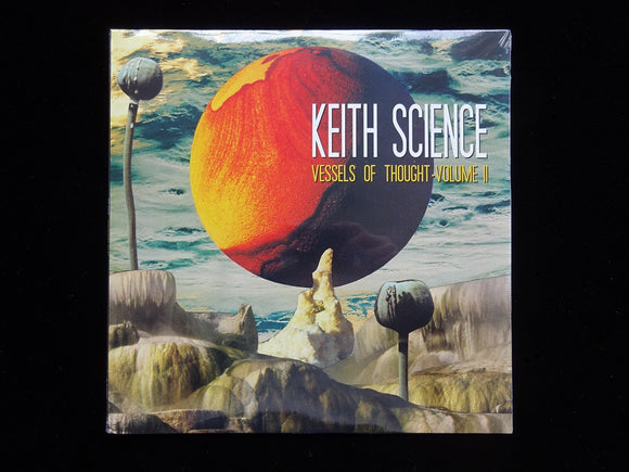 Keith Science ‎– Vessels Of Thought Vol.II (LP)