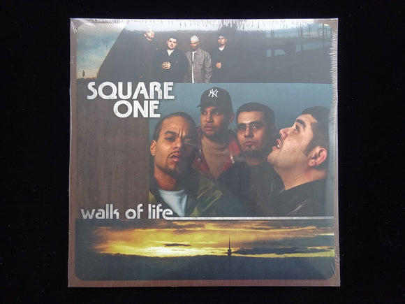 Square One ‎– Walk Of Life (2LP)