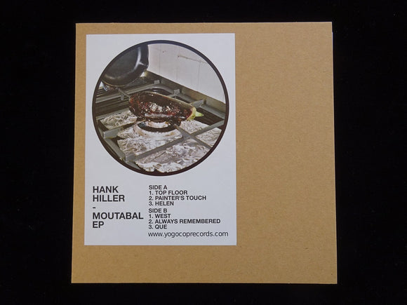Hank Hiller ‎– Moutabal EP (7
