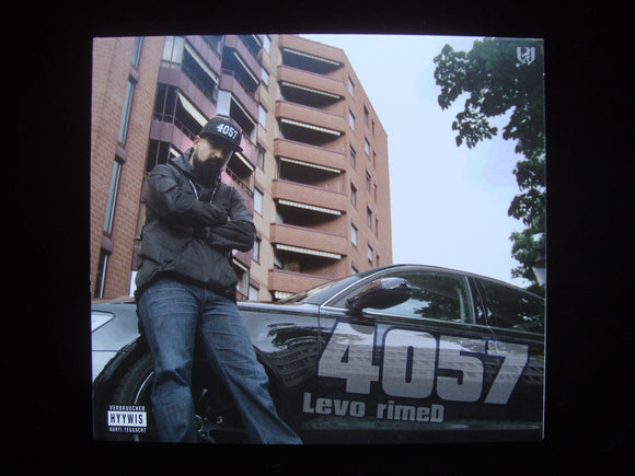 Levo rimeD ‎– 4057 (CD)