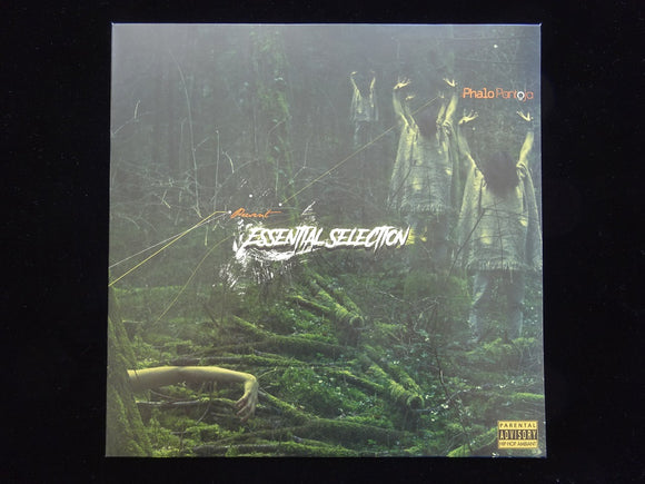 Phalo Pantoja ‎– Essential Selection (LP)