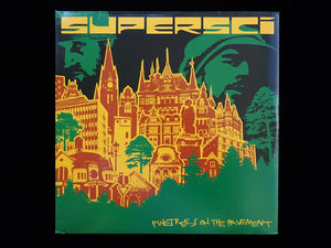 Supersci ‎– Pinetrees On The Pavement (2LP)