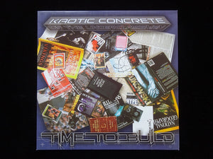"Kaotic Concrete ‎– Time To Build (12"")"