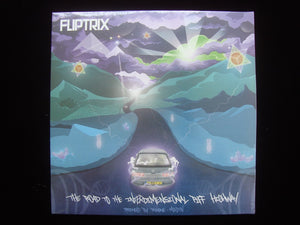 Fliptrix ‎– The Road To The Interdimensional Piff Highway (2LP)