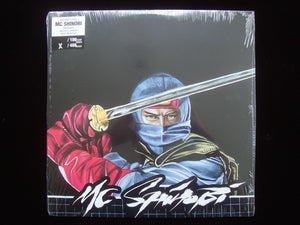 MC Shinobi ‎– Mc Shinobi (LP)