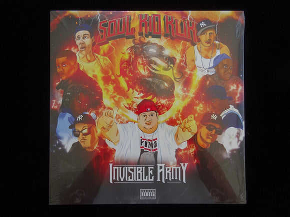 Soul Kid Klik ‎– Invisible Army (LP)