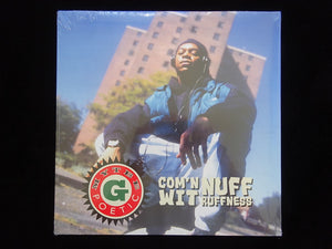 Mytee G. Poetic – Com'n Wit Nuff Ruffness (2LP)