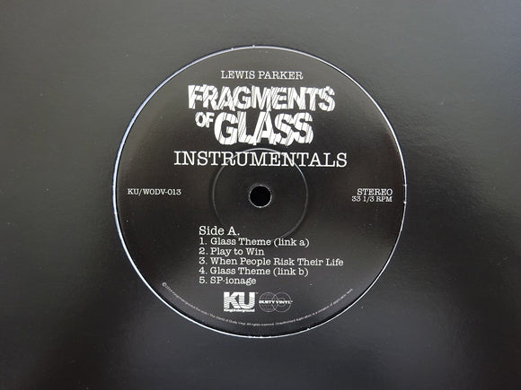 Lewis Parker - Fragments of Glass (Instrumentals) (10