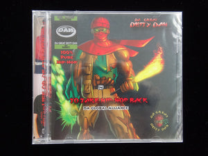 Da Great Deity Dah ‎– To Take Hip-Hop Back: The Global Alliance (CD)