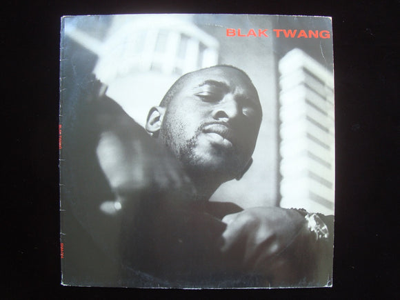 Blak Twang ‎– What's Going On / Everyday News (12