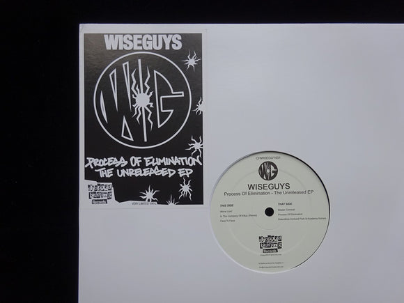 Wiseguys ‎– Process Of Elimination - The Unreleased (EP)
