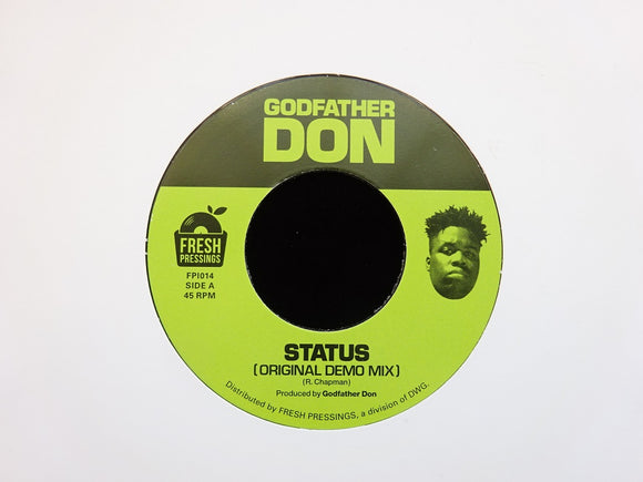 Godfather Don ‎– Status (7