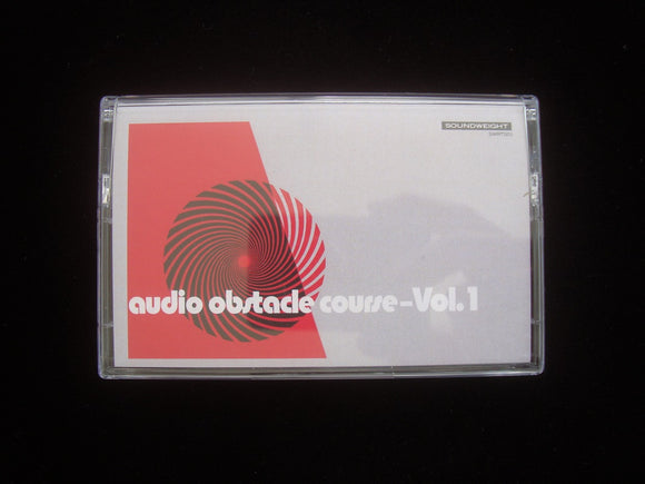 Audio Obstacle Course - Vol.1 (Tape)