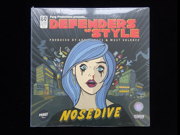 Defenders Of Style ‎– Nosedive (LP)