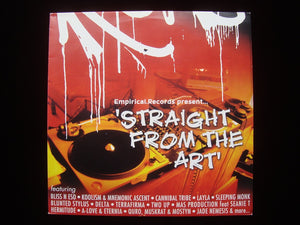 Empirical Records presents... – 'Straight From The Art' (2LP)