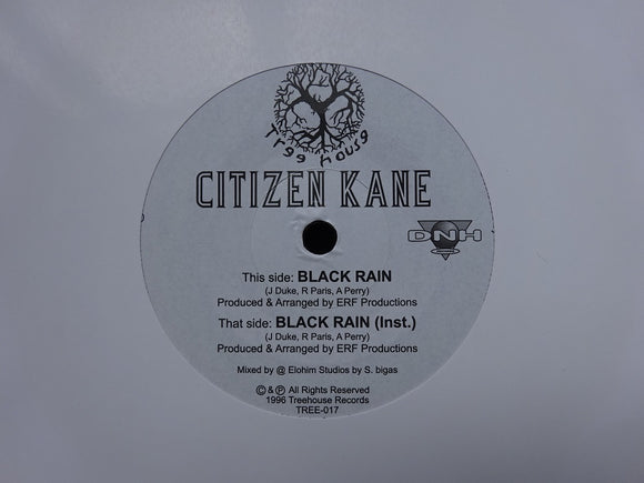 Citizen Kane ‎– Black Rain (7