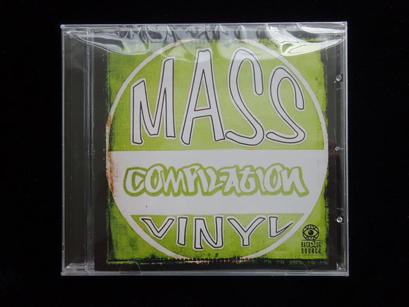Mass Vinyl Recordings ‎– Mass Vinyl Compilation (CD)