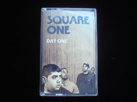 Square One ‎– Day One (Tape)