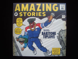 Baritone Tiplove ‎– Amazing Stories Vol.1 (EP)