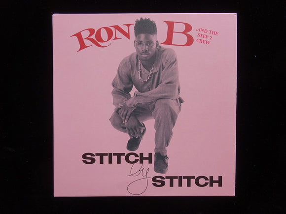 Ron B And The Step 2 Crew ‎– Stitch By Stitch (7