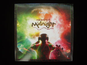 Funky DL ‎– Marauding At Midnight (LP)