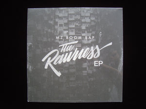 MZ Boom Bap ‎– The Rawness (EP)