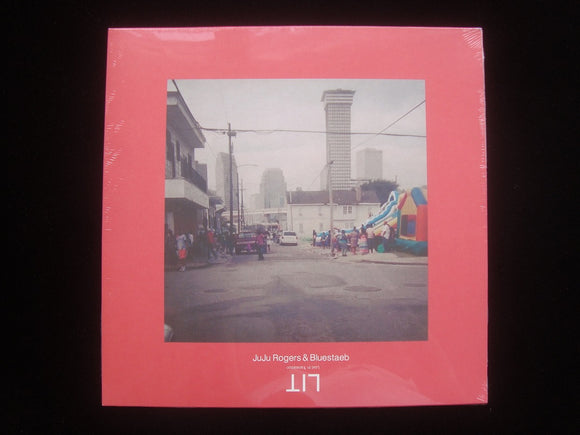 JuJu Rogers & Bluestaeb ‎– LIT - Lost In Translation (LP)