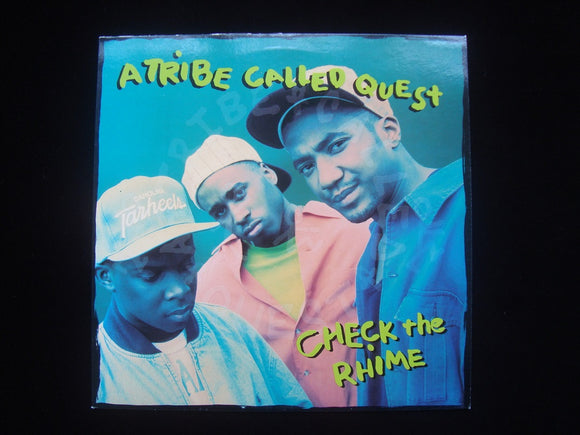 A Tribe Called Quest – Check The Rhime / Skypager (12
