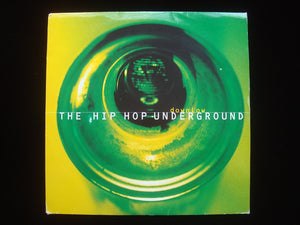 Downlow – The Hip Hop Underground (2LP)