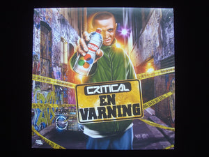 Critical – En Varning (LP)
