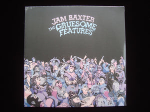 Jam Baxter ‎– The Gruesome Features (2LP)