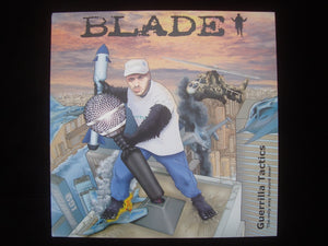 Blade ‎– Guerrilla Tactics - 'The Only Way Forward Now!'  (2LP)