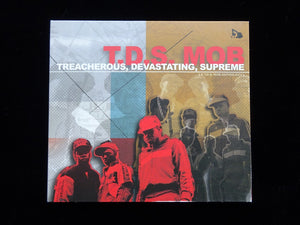 T.D.S. Mob ‎– Treacherous, Devastating, Supreme (CD + DVD)