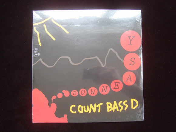 Count Bass D ‎– Down Easy (10