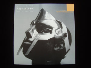 "Madvillain ‎– Curls & All Caps (12"")"